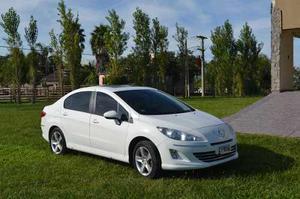 Peugeot 408 Allure + 2.0N MT NAV (143cv) 4Ptas. DISCONTINUO