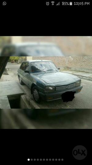 Peugeot 504 Modelo 88 Impecable