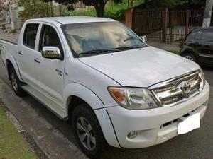 Toyota Hilux 2.5 4x2 DX DC usado  kms