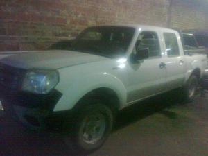 ford ranger x4 chocado no con faltantes