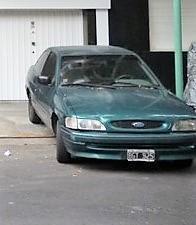 Ford Escort GL Coupé usado  kms