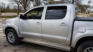 Toyota Hilux Srv Cuero