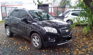 Chevrolet Tracker LTZ 4x4 Aut