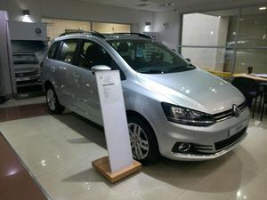 Nueva VW Suran 100 financiada directo de fábrica