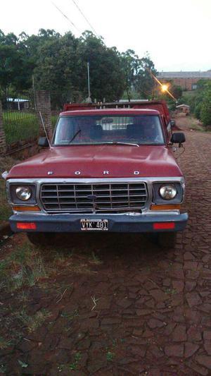 Camioneta F100mod 81