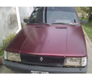 URGENTE VENDO Renault 9 nafta u GNC