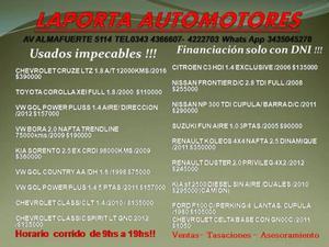 Laporta Automotores,chevrolet Fiat, Ford, Vw