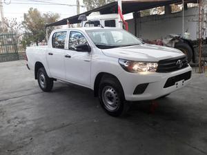 Hilux Toyota Dx Okm Año