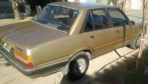 Peugeot 505 Mod 87 Full Gnc