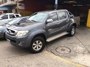 Toyota Hilux 3.0 TDI C/D 4x4 SRV MT Cuero (171cv) (L12)