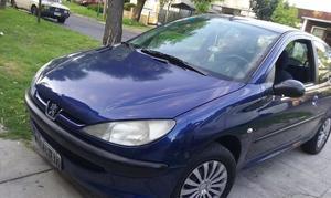Vendo Peugeot 206 C/gnc
