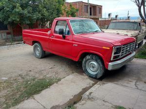 Ford F100 Diesel Mod 85 Rtv