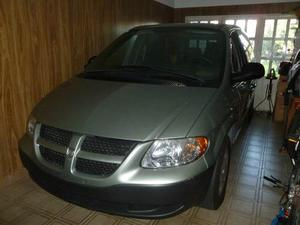 Chrysler Caravan SE  AT