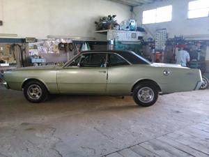 Coupe Dodge GTX