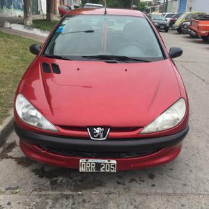 Peugeot 206 Muy Bueno Gnc
