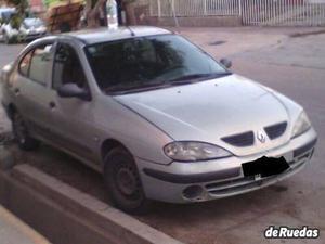 Renault Mégane Fase 2 - 4Ptas. 1.6 Pack Plus GNC (L07) /