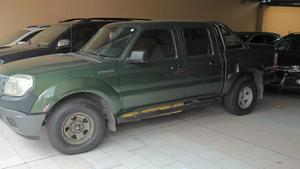 Ford ranger  xl plus nafta con gnc tubos en el bajo