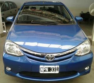 Toyota Etios Xls 14