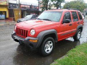 Jeep Cherokee, , Nafta y GNC