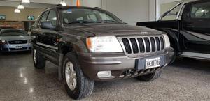 Jeep Grand Cherokee, , Nafta y GNC