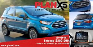 VENDO FORD ECO SPORT