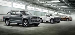 VW Nueva Amarok. Gran camioneta, pequeñas cuotas.