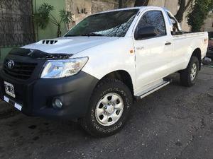 Toyota Hilux C/S DX 2.5 TD 4X4 usado  kms