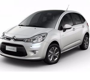 Plan de ahorro Citroën C3