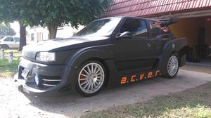 fiat uno tuning extremo