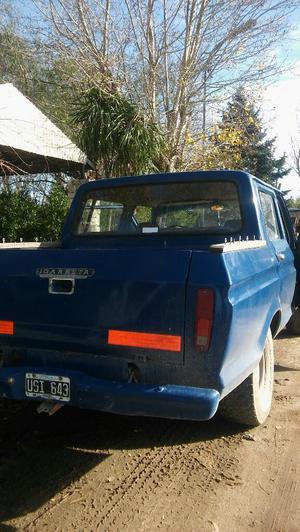 Ford 81' Y Kiel 560 Nueva Y Trailer