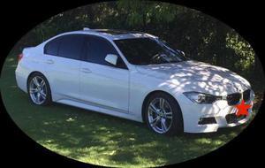 BMW Serie 3 Sedán M Sport usado  kms
