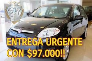 Fiat Novo Palio, Entrega Urgente