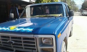 Vendo Ford F100 Modelo 86