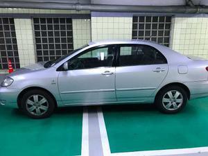 Toyota Corolla SE-G 1.8 AT (L02)