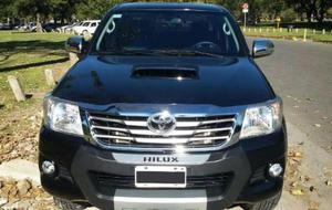 Toyota Hilux 3.0 4x4 SRV TD DC Limited usado  kms