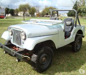 Jeep CJ5 modelo  LEER BIEN