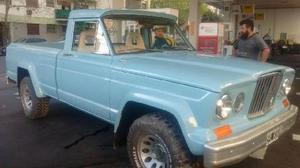 Jeep Gladiator Otra Versión usado  kms