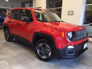 Jeep Renegade Sport usado  kms