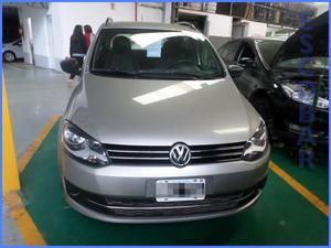 Volkswagen Suran confortline c/ab y abs