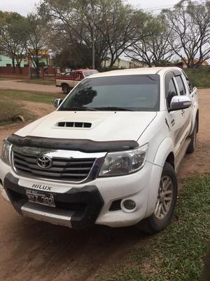 Toyota Hilux Full Cuero, Accesorios
