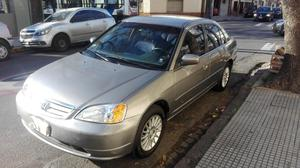 Vendo Honda Ex  Civic Dueño Directo