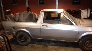 Vendo Vw Saveiro Diesel