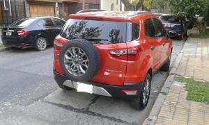 Ford EcoSport Freestyle usado  kms