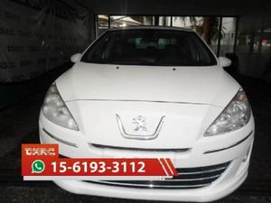 Peugeot 408 Allure Plus NAV 2.0 Nafta usado  kms