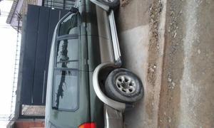 camioneta 4x4 mitsubishi nativa