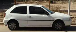 VENDO AUTO VW GOL MOD 96
