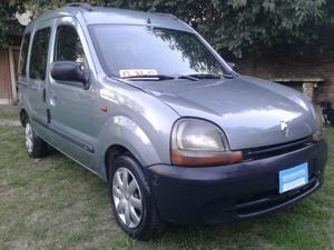 POTENCIA,ROBUSTEZ Y DURABILIDAD Renault Kangoo Break 1.6