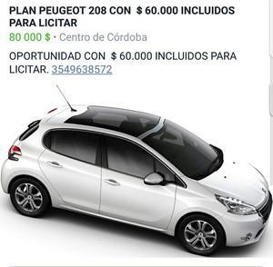 Peugeot 208 Oportunidad