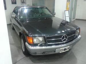 Mercedes Benz 500 SEC usado  kms
