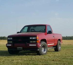 Chevrolet Silverado STD 4.1 N MPFI